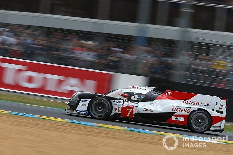 """Toyota: We did """"right thing"""" amid late Le Mans drama"""
