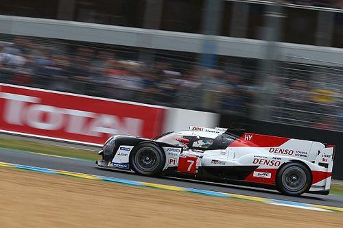 """Toyota: """"Pensamos cambiar posiciones, pero Le Mans elige al ganador"""""""