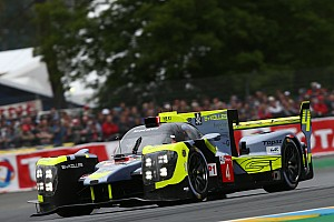 ByKolles nie był przygotowany do Le Mans