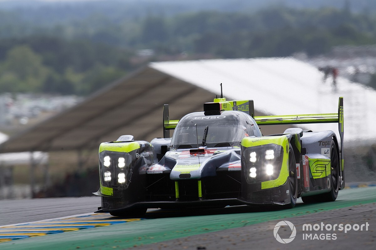 ByKolles resumes testing after gaining Le Mans entry