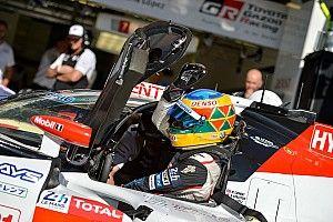 Над экипажем Toyota №7 нависла угроза трехминутного штрафа из-за аварии в квалификации