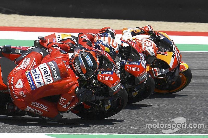 Формуле 1 посоветовали взять пример с MotoGP и дать отстающим фору