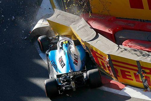 GALERIA: Veja acidente de Kubica quadro a quadro