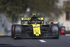 Hülkenberg loin du compte, Ricciardo limite la casse