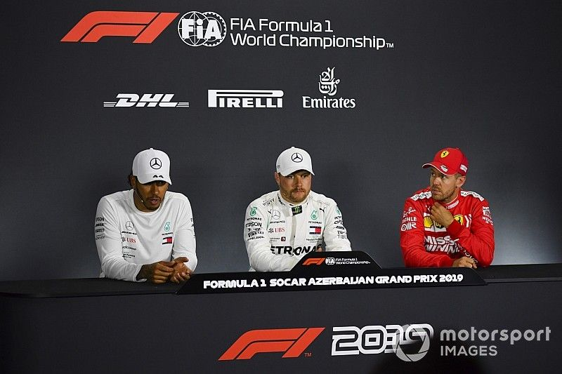 Azerbaijan GP: Post-race press conference