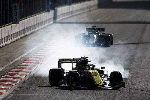 Hulkenberg dan misteri performa Renault