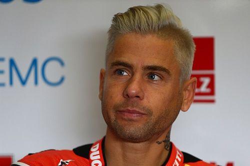 """Jerez, la delusione di Bautista: """"Non ho fatto nulla di strano, ho solo perso l'anteriore"""""""