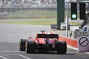 フェラーリ、MGU-Hとターボチャージャーを交換。ホンダもバッテリーを入れ替えへ