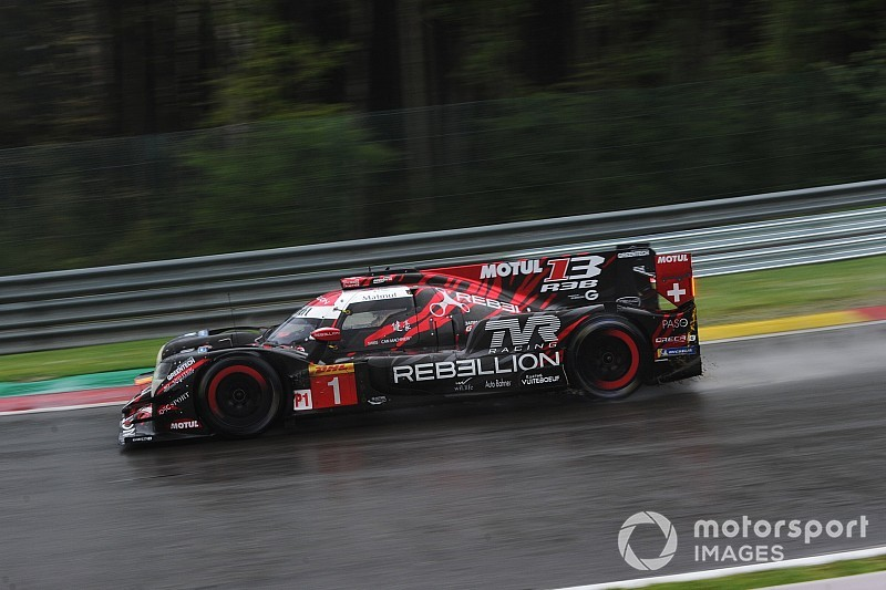 "Lotterer laments ""terrible"" race for #1 Rebellion crew"