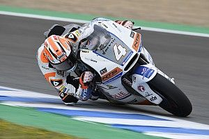 FP3 Moto2 Prancis: Odendaal memimpin, Dimas Ekky terjatuh