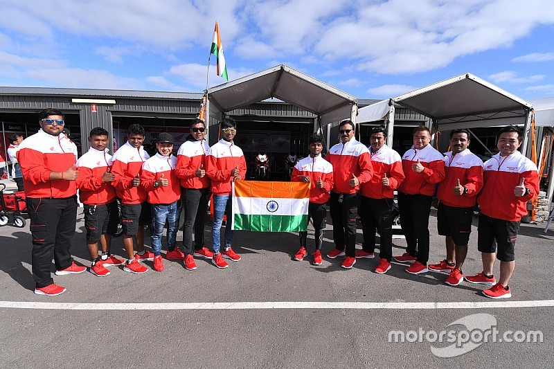 Australia ARRC: Honda India's Sethu scores first top 10 finish