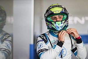 Massa: Water leaking into visor caused Paris spin