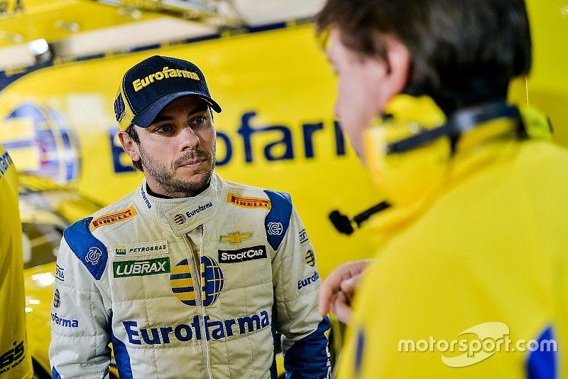 Maurício exalta estratégia da equipe após encerrar jejum de vitórias na Stock Car