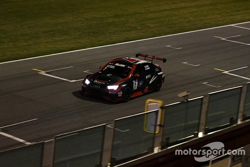Gabriele Volpato brilla nella Qualifying Race notturna di Misano