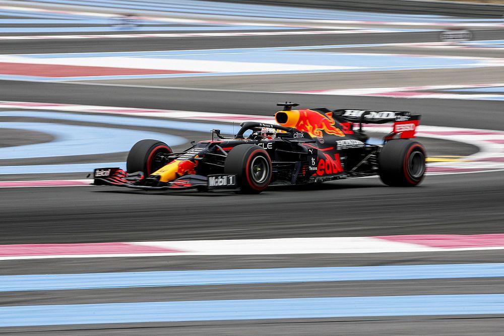 """Verstappen: """"Red Bull, Paul Ricard'da bu kadar hızlı olmayı beklemiyordu"""""""