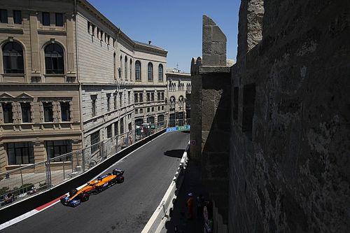 Live: Follow Azerbaijan GP practice as it happens