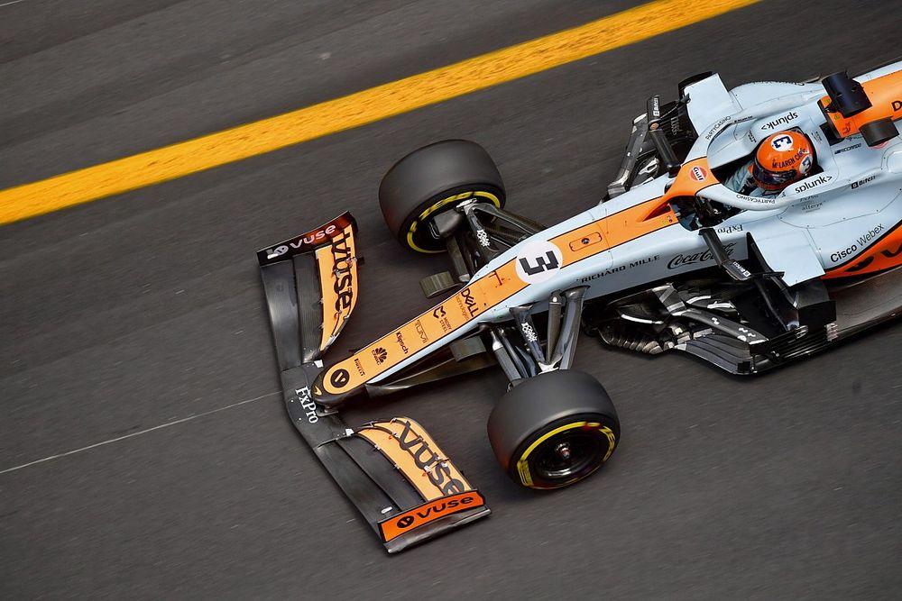 Seidl: Speciale rijstijl voor MCL35M niet natuurlijk voor Ricciardo