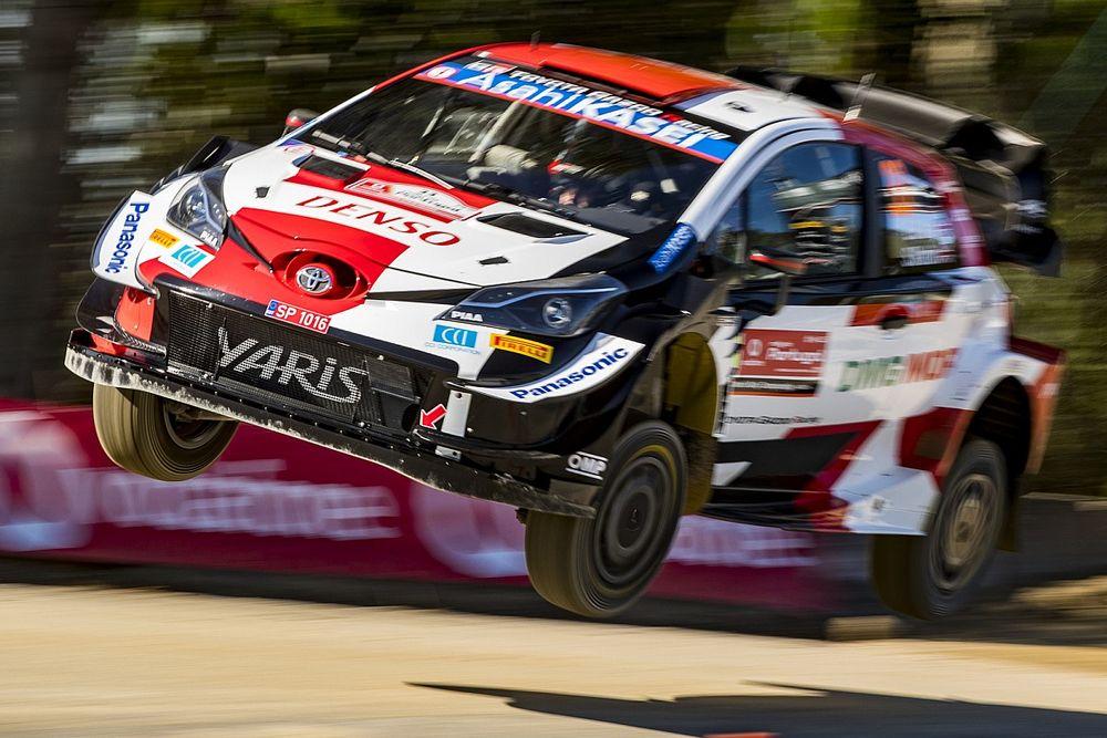 Эванс на Toyota выиграл Ралли Португалия