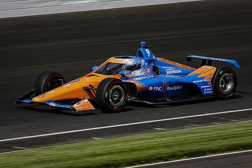 Indy 500: Ganassi 1-2-3-4 halfway through Day 3 practice