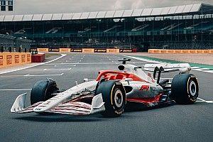次世代F1はこうなる! 新規則導入の2022年マシン、フルサイズモデルが初公開