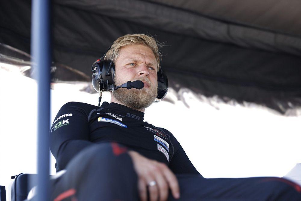 Magnussen maakt IndyCar-debuut als vervanger van Rosenqvist