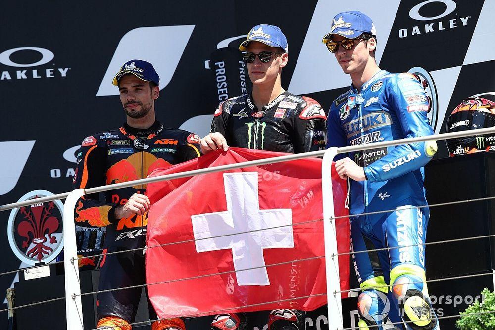 Cудьи MotoGP дважды поменяли итоги гонки в Муджелло