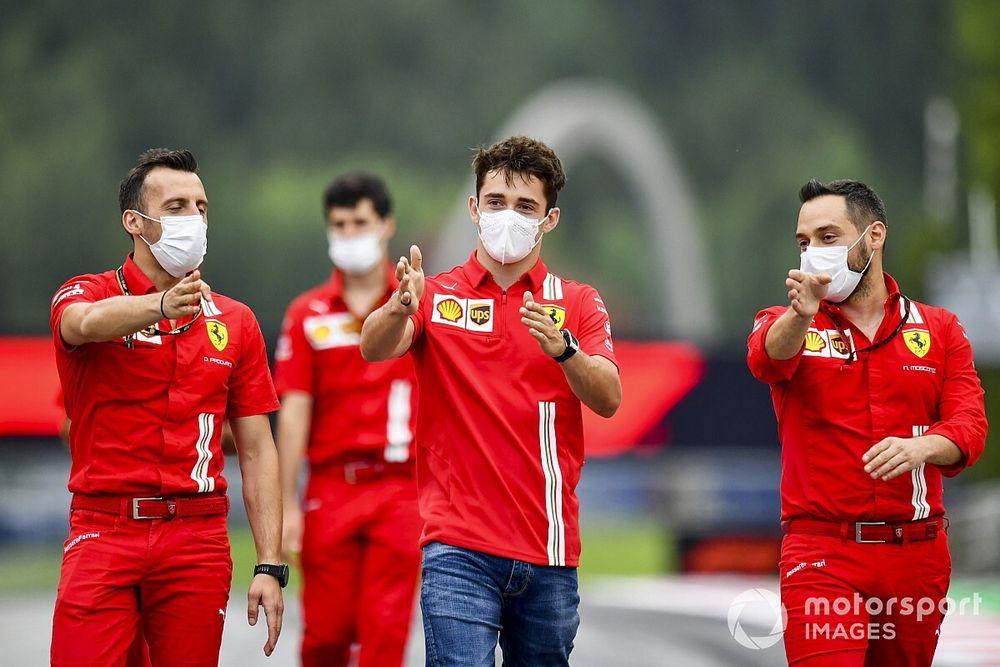 Charles Leclerc Butuh Hampir Setahun untuk Pahami Ferrari