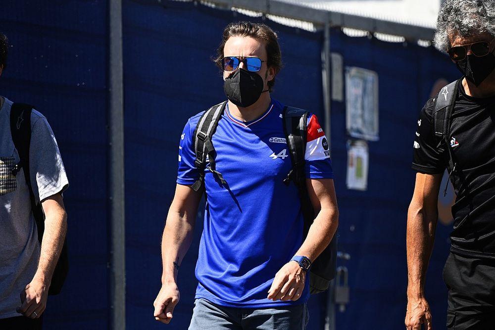 "Alonso: ""Mercedes'le hiç görüşmedim"""