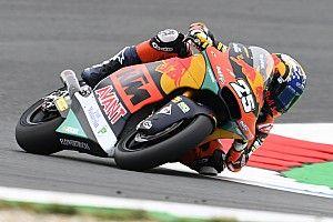 Hasil FP3 Moto2 Belanda: Raul Fernandez Patahkan Waktu Pole 2019