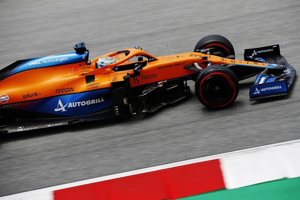 Why '5/10' Ricciardo isn't giving up on his McLaren quest