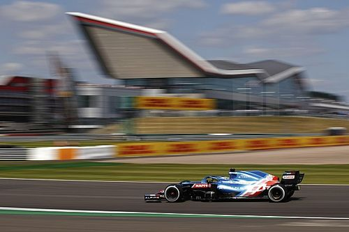 VIDEO: La impresionante primera vuelta de Alonso en la carrera sprint