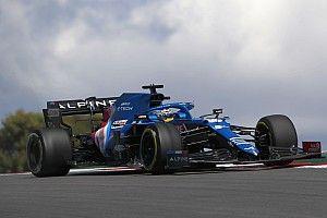 """Alonso: """"Üçüncü antrenmandan sıralama turlarına 1 saniye kaybettik"""""""