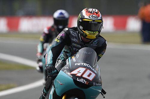 Moto3, Stiria, Libere 2: doppietta Petronas, Fenati quarto