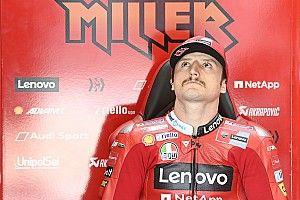 """Miller: """"Nadie me está metiendo presión, me la pongo yo mismo"""""""