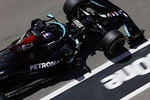 Hamilton: solo tuve una buena vuelta en la clasificación en Portugal
