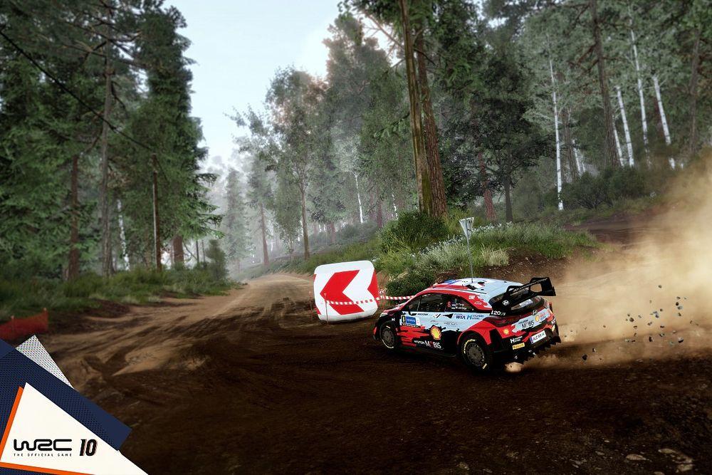 Roadmap Konten WRC 10 Pasca Rilis