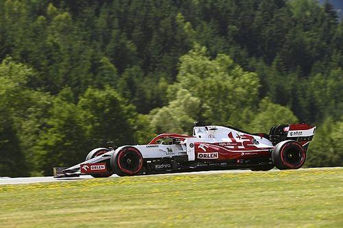Raikkonen zbyt stary na Formułę 1?