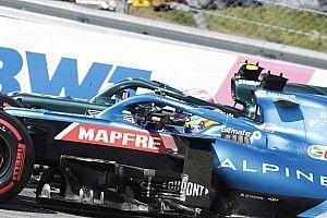 VIDEO: Vettel no cree haber actuado mal en su movimiento con Alonso