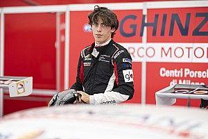 Carrera Cup Italia: Moncini, il rookie più giovane con il mito di Lauda e Bellof