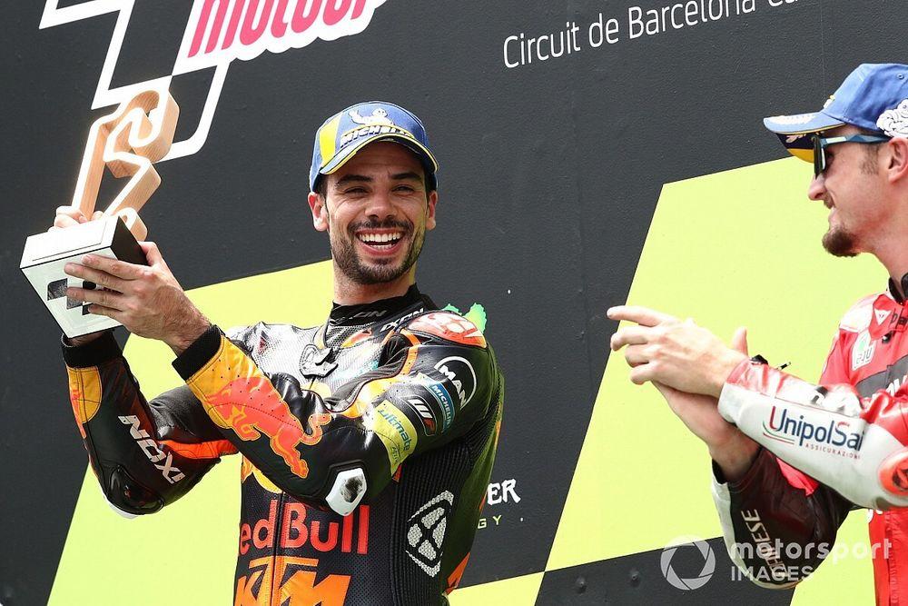 Stats - Oliveira et KTM de retour au sommet, série noire pour Márquez