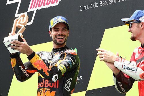 KTM sube y Márquez toca fondo: las estadísticas del GP de Catalunya