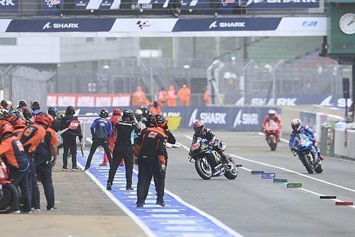 La controverse autour du flag-to-flag, un débat stérile en MotoGP
