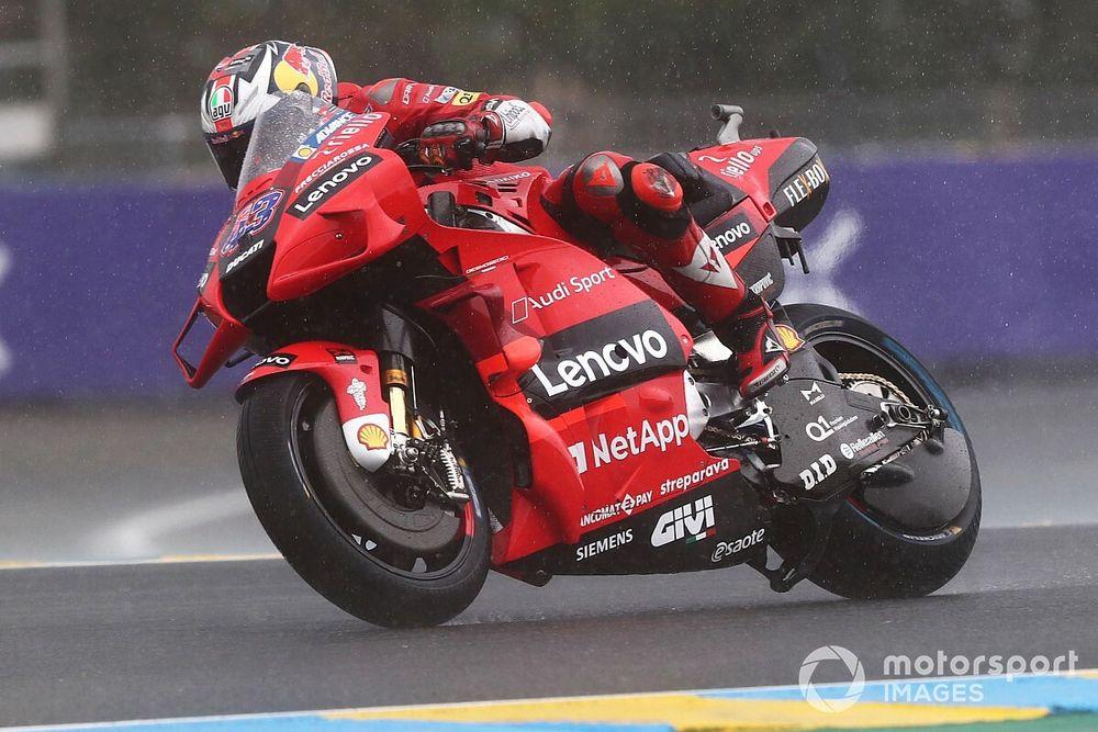 MotoGP: Miller garante permanência na equipe oficial da Ducati em 2022