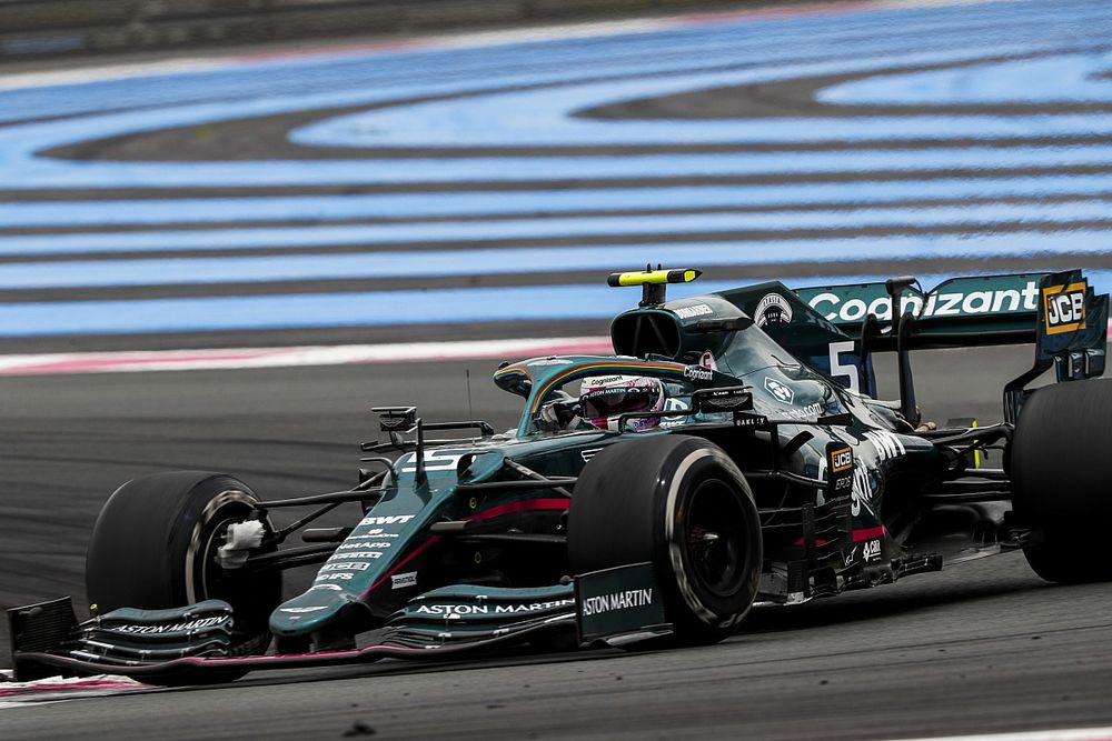 Aston hopes French GP result silences F1 cheating accusations