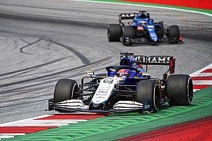 2022 Williams koltuğu için adayların arasında Hulkenberg ve Kvyat bulunuyor