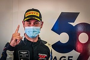 Aston works driver Adam to miss Spa 24 Hours with COVID
