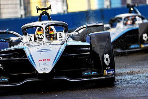 De Vries Minta Mercedes Ratapi Hasil Double Header New York City E-Prix
