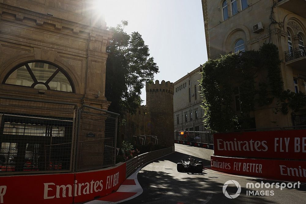 F1 Azerbaijan Grand Prix – Start time, how to watch, & more