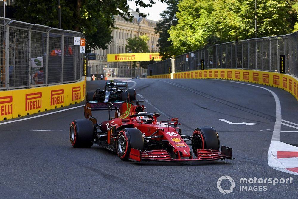 【F1動画】第6戦アゼルバイジャンGP予選ハイライト