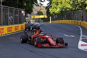 Ferrari planned to use Hamilton's tow to grab Baku pole